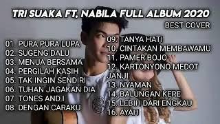 Full Album Tri Suaka Ft Nabila Terbaru Best Cover Gitar Akustik Lagu Jawa Cover Akustik