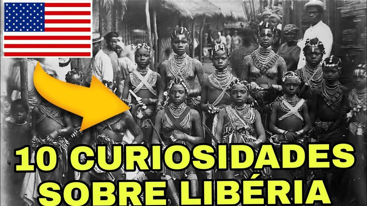 Download LIBÉRIA | 10 CURIOSIDADES QUE PRECISA CONHECER #12