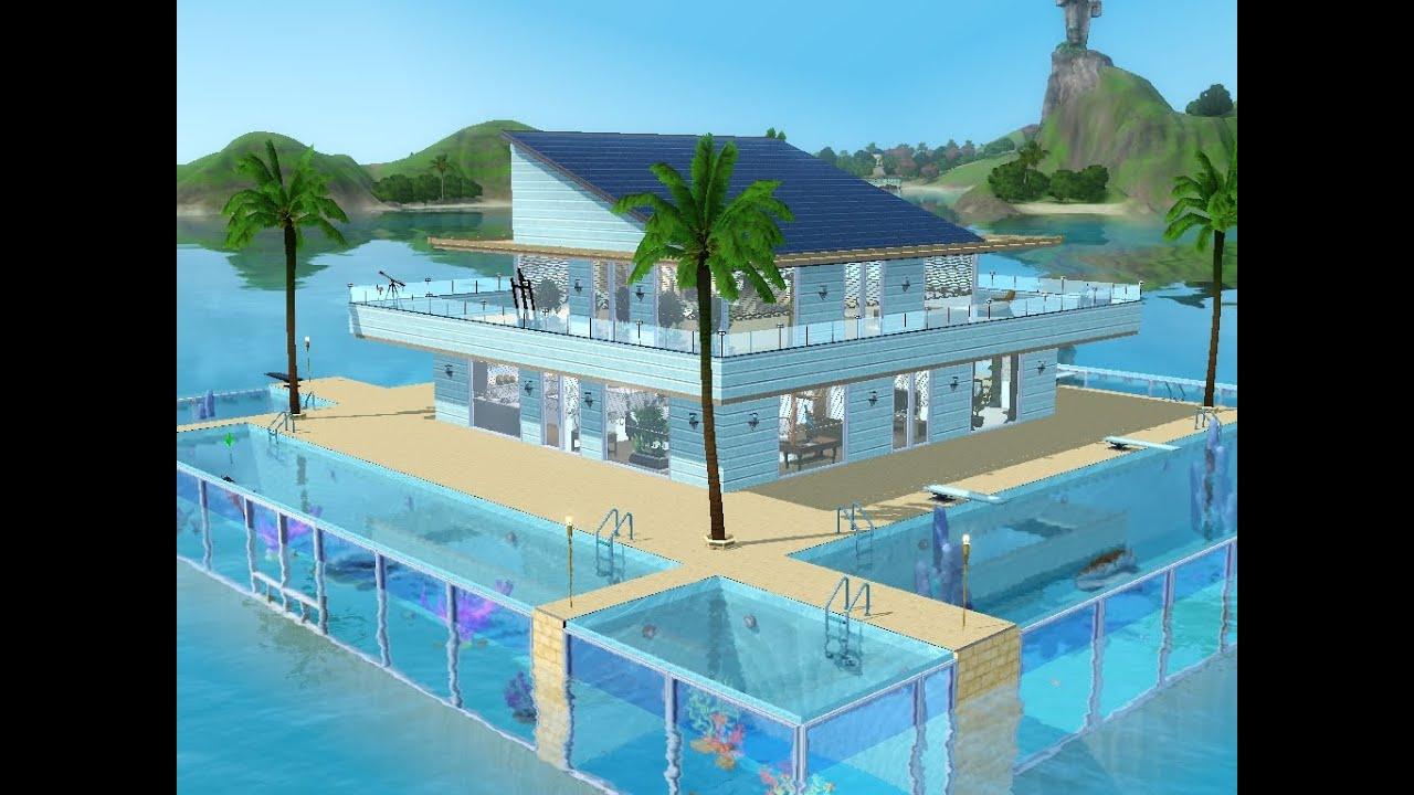 Sims 3 haus bauen let 39 s build das haus der for Sims 3 modernes haus zum nachbauen