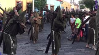 Procesión del Silencio 2017 Queretaro, Qro. Mexico