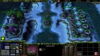 Warcraft 3 TFT Troll Vs Elves 1