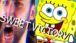 SWEET VICTORY - Spongebob Squarepants (Cover version by Jonathan Young)