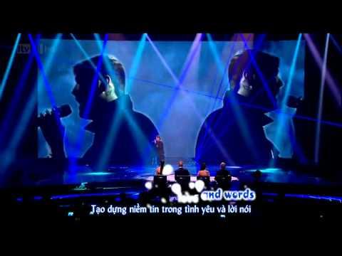 Kara + Vietsub Impossible Shontelle James Arthur Cover - The X Factor  Final