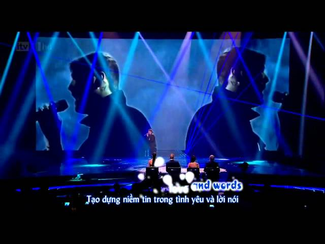 [Kara + Vietsub] Impossible (Shontelle) James Arthur Cover - The X Factor 2012 Final Travel Video