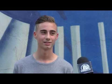 Ten Times Mit Florian Rybinski (SC Vorwärts-Wacker 04 Billstedt, U17 B-Jugend) | ELBKICK.TV