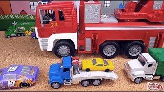 Мультики с машинками - игрушками  🔴 Прямой эфир Все серии подряд