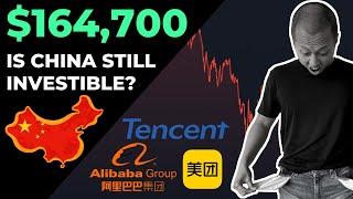 Is China Still Investible? - Alibaba vs Amazon Stock ($BABA & $AMZN)