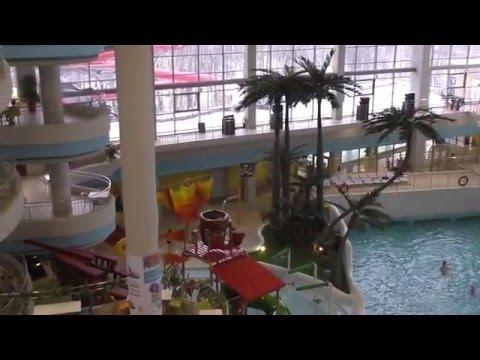 Аквапарк Мореон Москва 2016 Aquapark Moscow