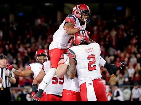 11-15-14 - Utah beats Stanford 20-17 in overtime