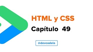 Curso de HTML y CSS #49 - Background: Múltiples backgrounds