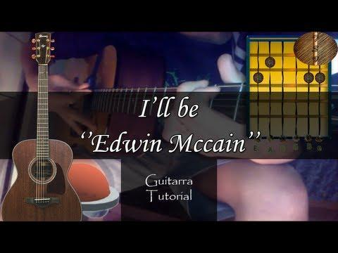 I'll be (Version Justin Bieber) ''Edwin Mccain''...