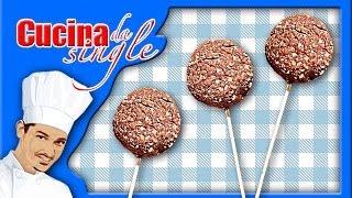 """In questo video faremo dei """"Lecca lecca alla Nutella"""" !!! Ingredien..."""