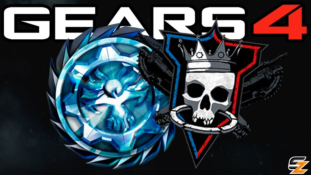 Road To Diamond King Of The Hill 1 Gears Of War 4 Gameplay