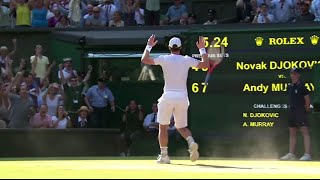 Andy Murray - Down but NEVER out [HD]