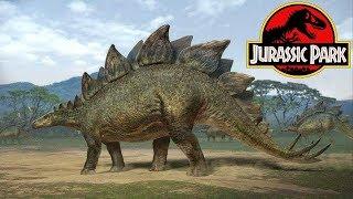 InGen's List: The Stegosaurus of Jurassic World