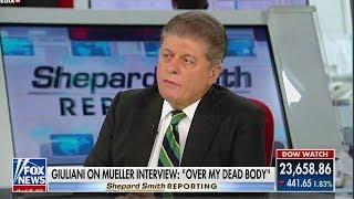 Fox News Judge Calls Trump