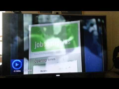 STV news job center webshite