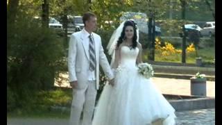 Бракосочетание Дениса и Анны - 30.04.2011г..wmv