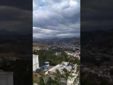 CPTEC/INPE emite alerta de vendaval para região Sul Fluminense