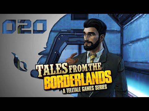 Kompetente Führung | Let's Play Tales from the Borderlands [20] (Deutsch/German)