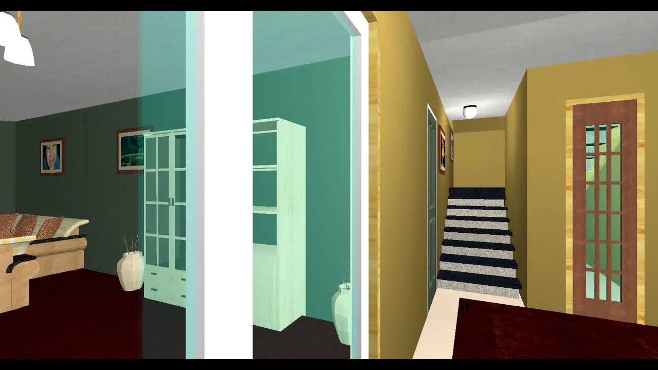 3D Home Architect Design Suite Deluxe 8   My Quick Design   YouTube Part 43