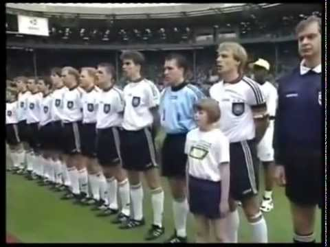 Fantastic GERMAN NATIONAL ANTHEM