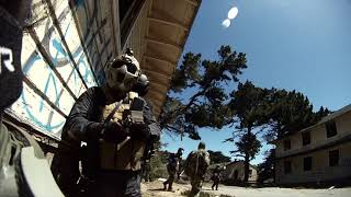 Operation Paper Angel 06/24/18 (Fort Ord Airsoft)