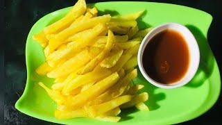 How To Make Perfect Homemade French Fries Rubu's World