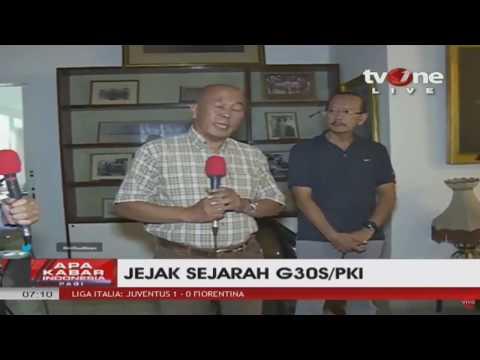 Saksi Hidup Anak Jenderal Ahmad Yani dalam Peristiwa G30S PKI