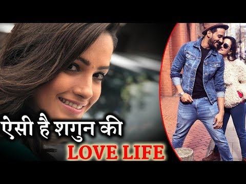 Anita Hassanandani aka Shagun's LOVE LIFE | CHECK OUT