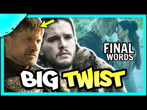 Why Jaime will FINALLY become a Father in Game of Thrones Season 8 Predictions