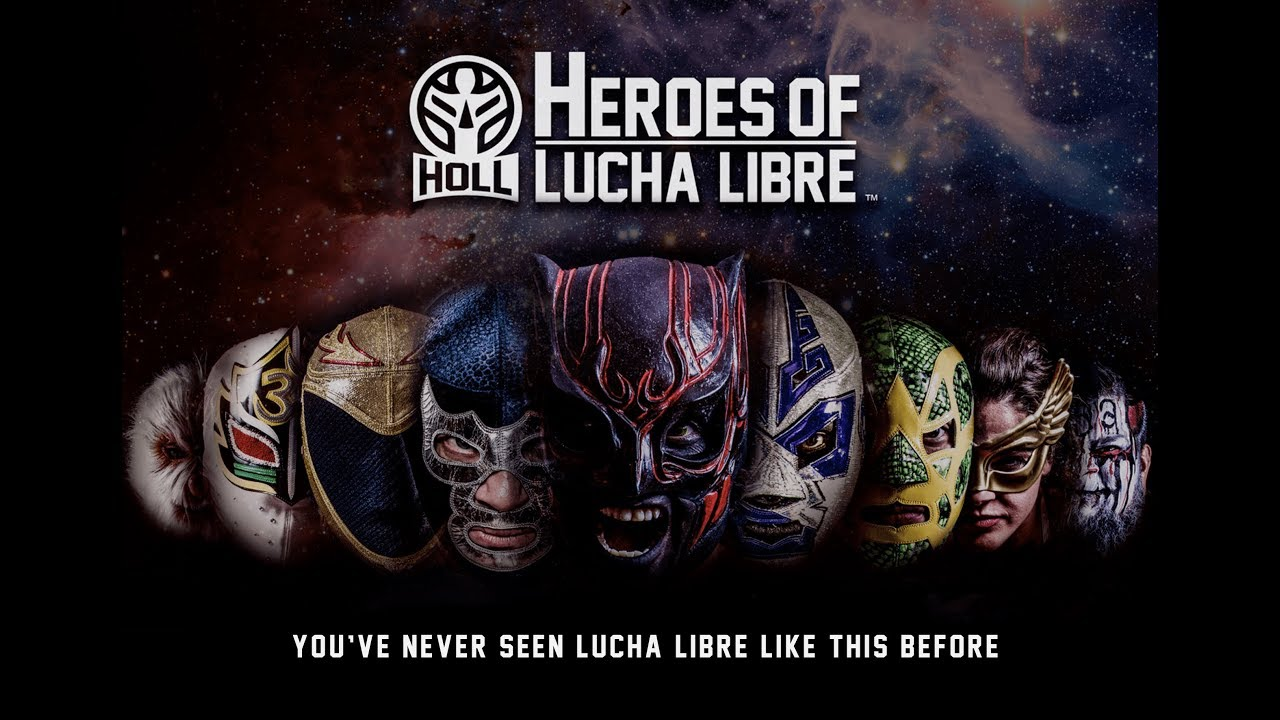 Lucha Libre Youtube Finally A Lucha Libre Show We Want To See