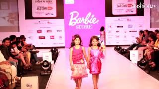 BARBIE | India Kids Fashion Week - 2015