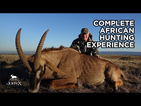 Complete African Hunting Experience | Jeff And Rhonda | John X Safaris