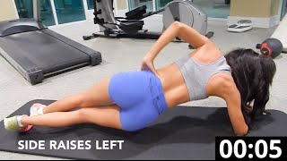 Sexy 6 Pack Ab Workout