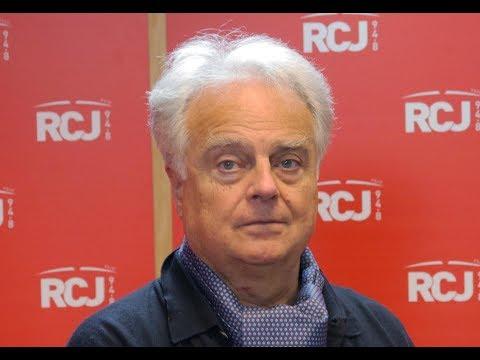 L'invité du 12/13  Alain Malraux sur RCJ