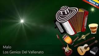 malo vallenato ( los genios del vallenato)➡️ 1k suscribete 🤩 Resimi