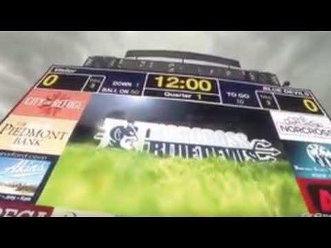 Formetco Sports / ProPresenter LED Scoreboard Overview