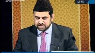 Man falsely claims to be the son of Hadhrat Mirza Nasir Ahmad (ra)