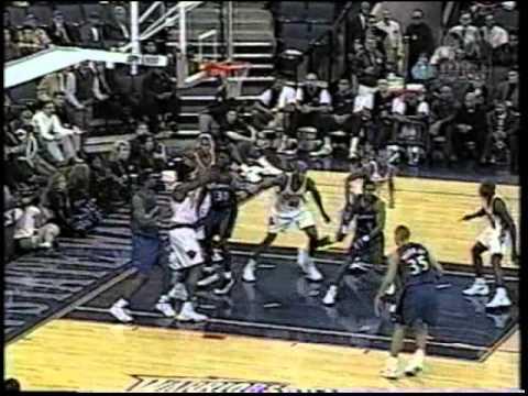 Joe Smith (Warriors) (36pts) vs. Wizards (1998)
