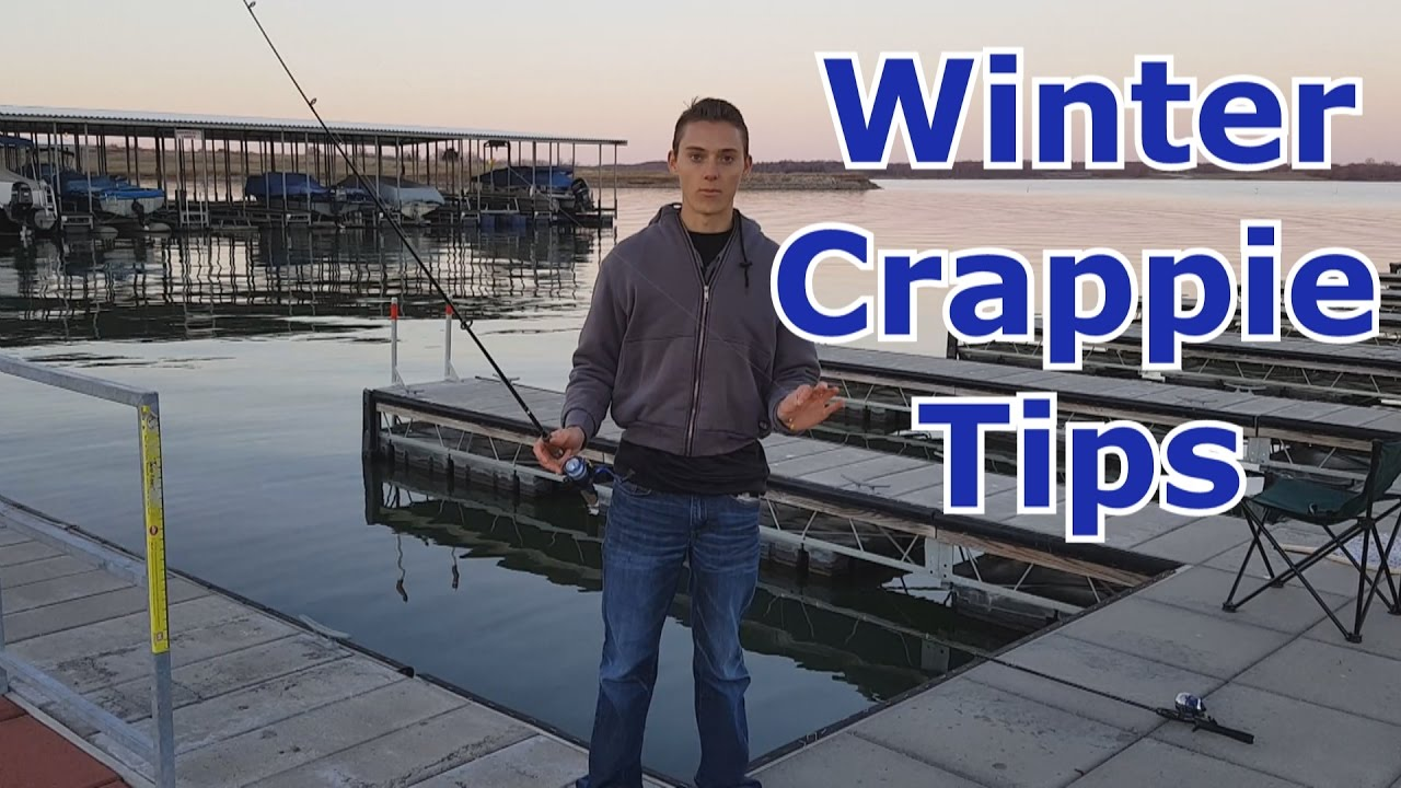 Winter crappie fishing tips tricks techniques youtube for Crappie fishing secrets