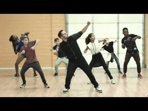 Chasing You // Dance Tutorial // Bethel Music Kids