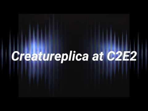 Creatureplica at C2E2