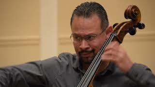 Weber Clarinet Quintet, Op 34: Allegro