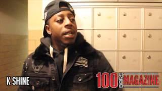 K Shine Speaks on T-Rex, Dot Mob & NWX
