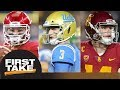 2018 NFL mock draft: First Take reacts to Todd McShays top 10 | First Take | ESPN