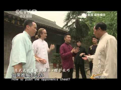 Tai Chi Applications Demonstration by Grandmaster Wang Xi'an