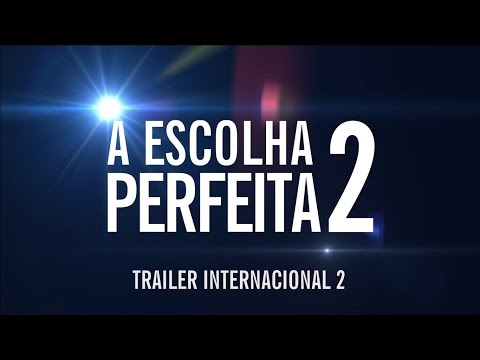 Trailer do filme A grande escolha