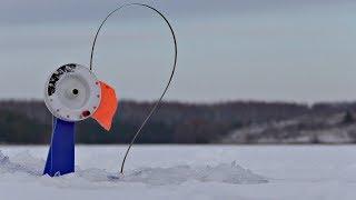 Рыбалка на жерлицы и ловля плотвы и окуня на мормышку Зимняя рыбалка