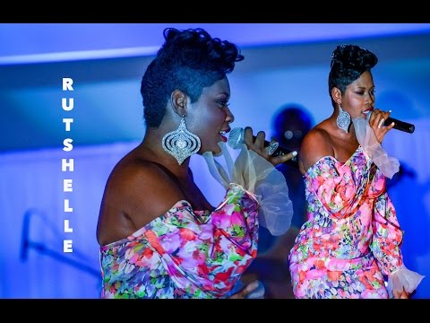 Rutshelle Guillaume Performance At Mimi's Boutiq Fashion Sho